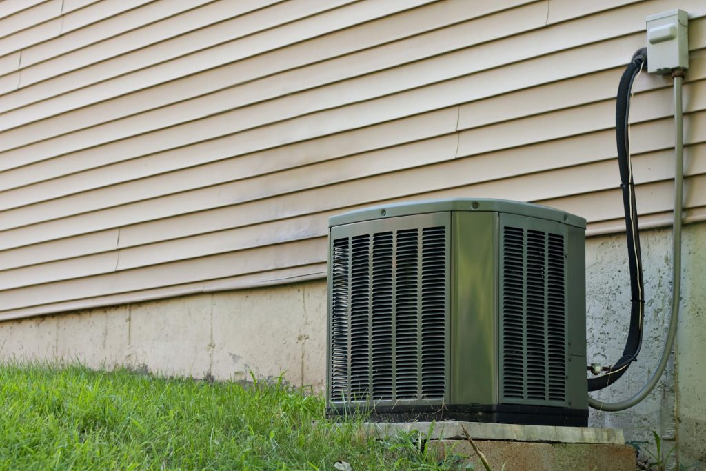 Air Conditioning Unit Outdoor